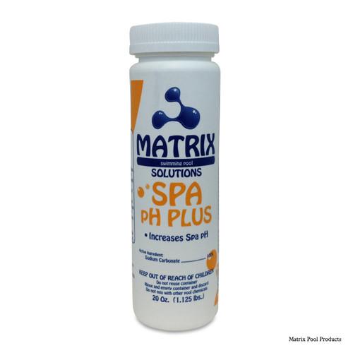 MATRIX | 1.125# MATRIX SPA PH PLUS | 1.125 LB POUND SODA ASH | MTX4042