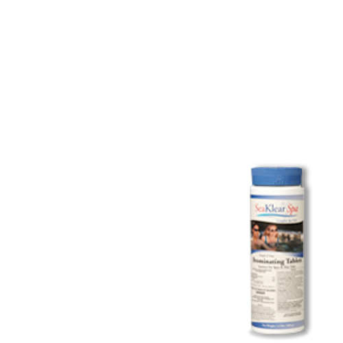 SEAKLEAR   1.5# BROMINE TABS   SEA-KLEAR SPA   1140001