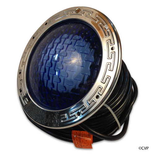 PENTAIR |  AMERLITE LIGHT 400 WATT 120 VOLT 100' SS BLUE LENSE | 100 FOOT CORD | 78950100