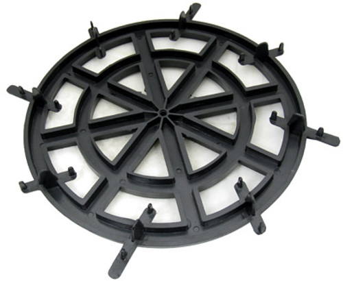 PENTAIR | HOLDING WHEEL KIT 2000/45 | Holding Wheel Kit SM and SMBW Pool D.E. Filter | 071019Z