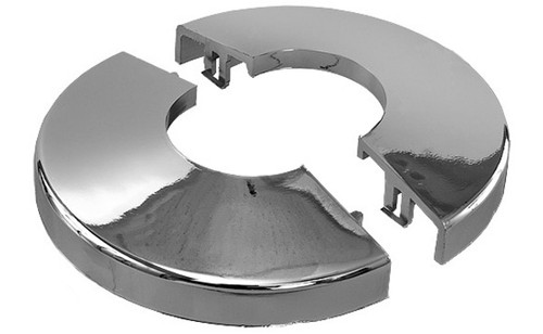 Waterway Pools Inc | ESCUTCHEON: SNAP TITE, CHROME (2 PIECES) | ST1970CH