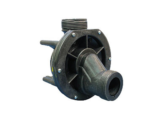 "Aqua-Flo | WET END | 3/4HP 1-1/2"" CENTER DISCHARGE SELF DRAIN 