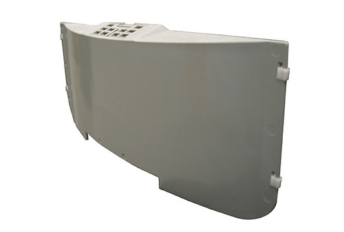 Sundance Spas | SKIMMER WEIR GATE WITH BEARINGS INSTALLED GRAY | 6000-885