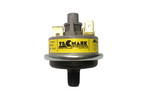 Tecmark (TDI) | PRESSURE SWITCH |  1AMP - SPST - 1.5PSI - PLASTIC | 3903-DF