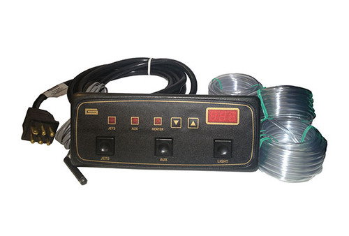 Allied Innovations   TOPSIDE   DIGITAL 1-3 120V 3 BUTTON 10'   932339-120