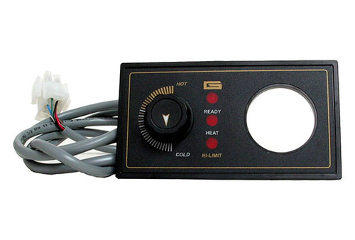 Allied Innovations   TOPSIDE   MICRO-Y2K 1 BUTTON 3 LIGHT WITHOUT BUTTON   931213-000