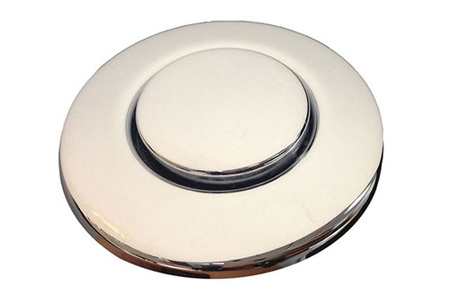 Len Gordon | AIR BUTTON TRIM | #15 CLASSIC TOUCH, TRIM KIT, CHROME | 951730-000