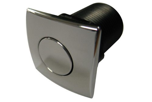 Allied Innovations | AIR BUTTON | #20 DESIGNER TOUCH, CHROME, SQUARE | 951590-930AI