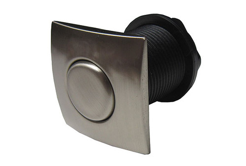Allied Innovations | AIR BUTTON | #20 DESIGNER TOUCH, SATIN NICKEL, SQUARE | 951590-981AI