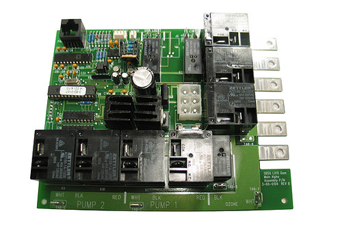 Allied Innovations | PCB | LX-15 EXT REV 4.02 | 3-60-0167