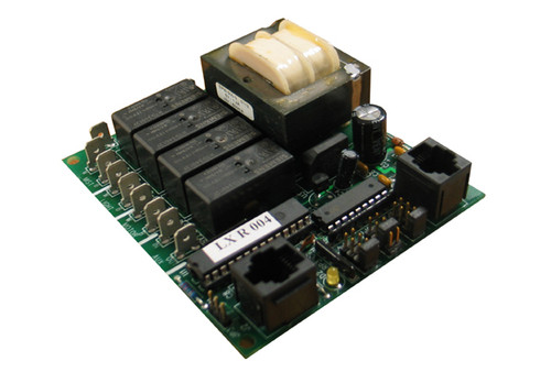 Allied Innovations | PCB | LX-AUX WITH TRANSFORMER 110V | 3-60-0128