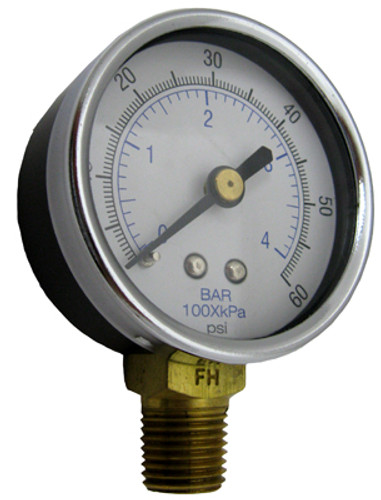 ANTHONY FLOWMASTER | PRESSURE GAUGE | 709560
