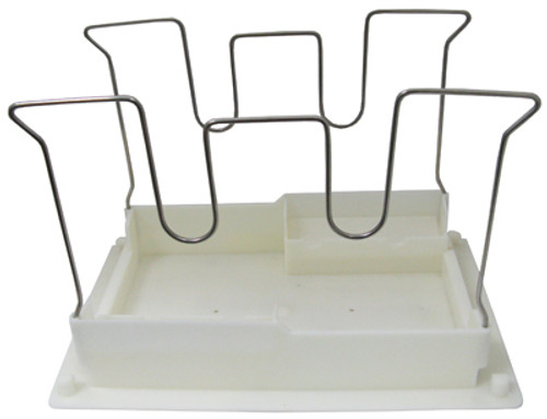 AQUA PRODUCTS | BOTTOM LID ASSY. (Mint Gren, W-shaped Wire Frame) - Merlin rep w/3288-152 | A9200XMG