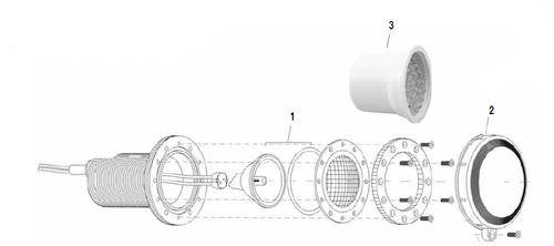 FIBERSTARS | Xenon lamp kit, 12v, 50w for Pool Light W/3594-012 | FPAL-X