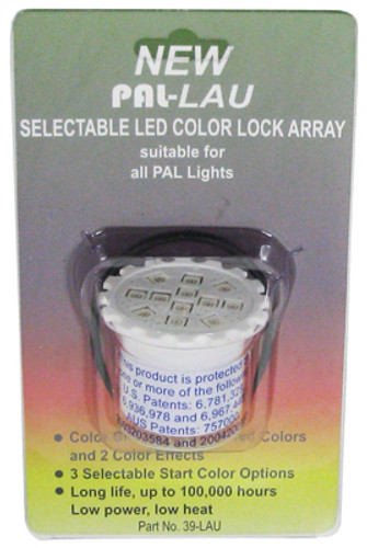 FIBERSTARS | LED array, LAL, color lock with Oring | FPAL-LAL