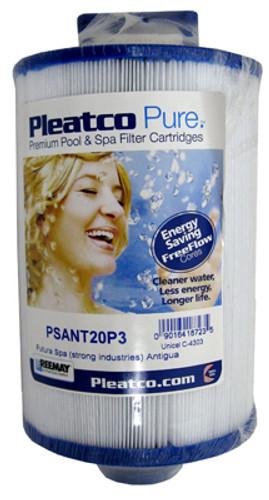 Pleatco | FILTER CARTRIDGES | PSANT20P3