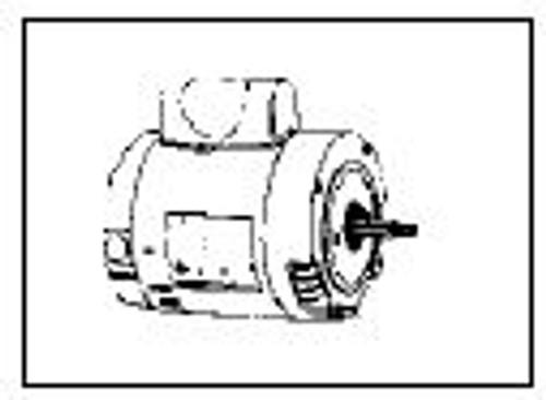 G.E | THREADED SHAFT 56J - FULL RATED | C1098