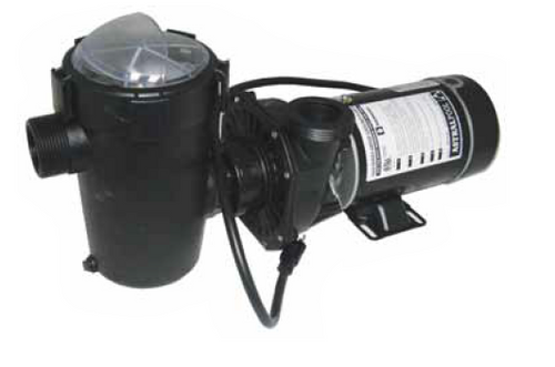 Astral complete above ground pool pumps agp1615 for Above ground pool motors
