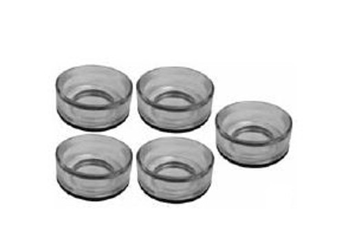 ALADDIN | #4 PLASTIC CUP W/ Oring PACKS OF 5 | 4