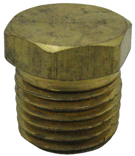 "PENTAIR | PIPE PLUG, 1/4"" NPT 