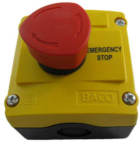 STINGL SR-500 | EMERGENCY STOP BUTTON | E-STOP