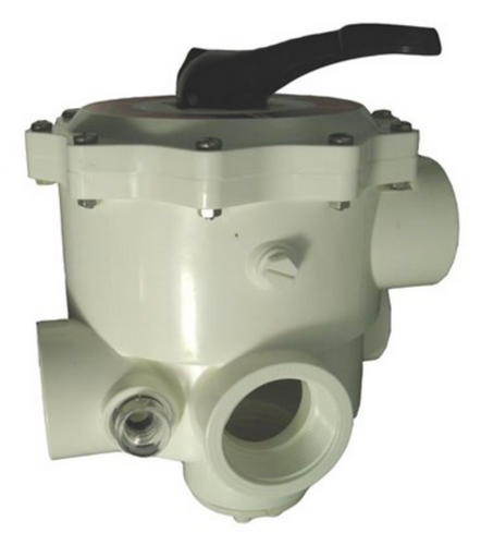 "VALVE, 2"" ALL PORT - PRAHER"