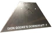 Stainless Steel Downdraft for Traeger