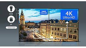 Samsung UD55E