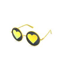 Vision of Love Reflective Heart Sunglasses (HH)