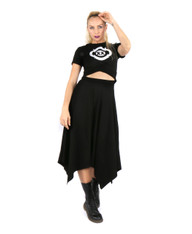 The Sassy Smock - Open belly dress
