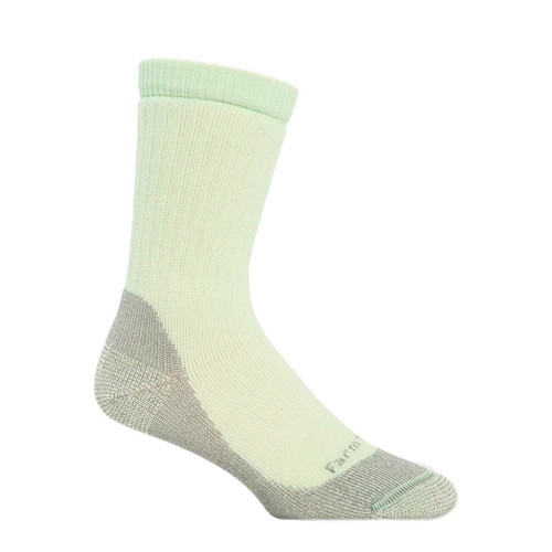 Farm to Feet Women's Jamestown Adventure Midweight Hiking Socks - Neptune