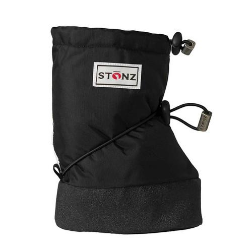 Stonz Baby Booties - Black