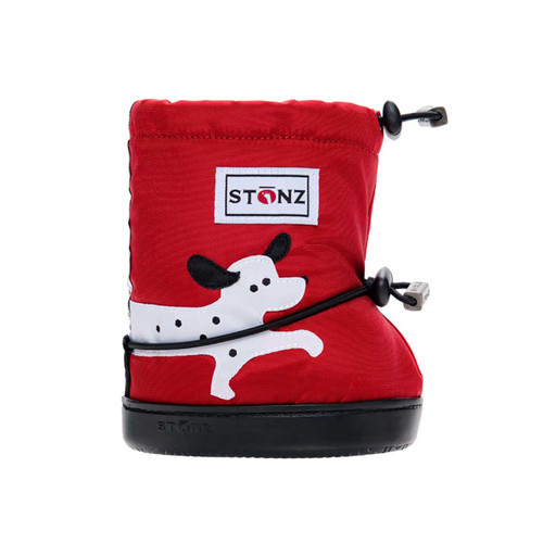 Stonz Toddler Booties - Dalmatians