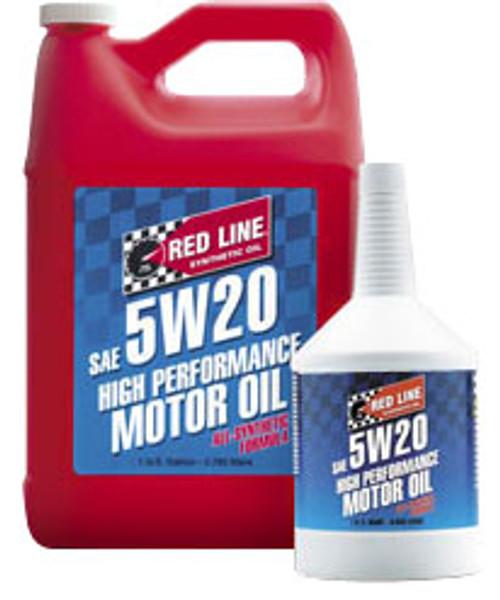 5W20 Motor Oil - Quart