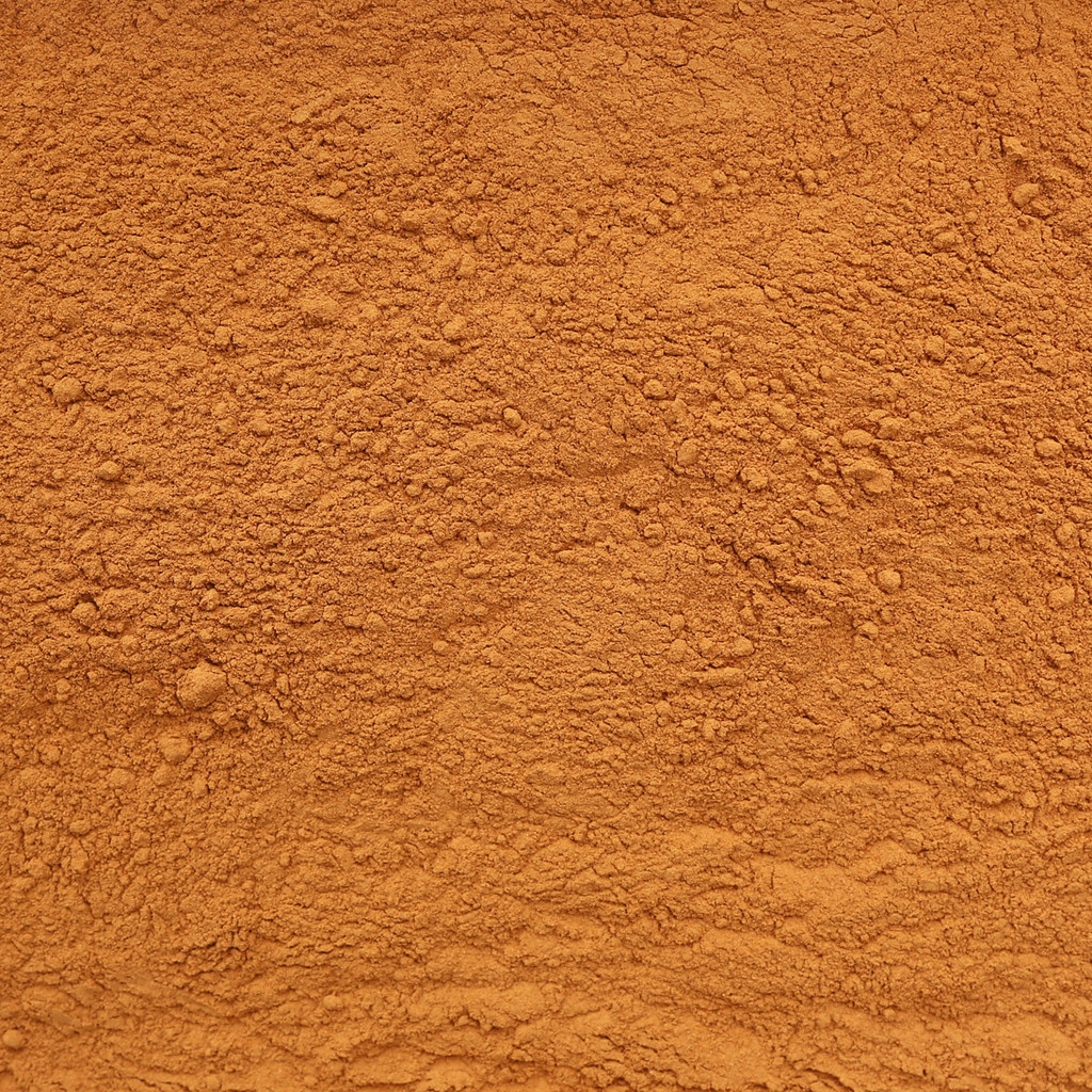 ORGANIC CINNAMON POWDER, cassia