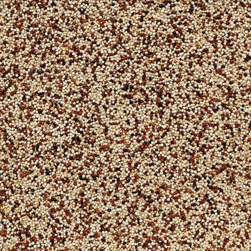 ORGANIC QUINOA, tri-color (white, black, red)