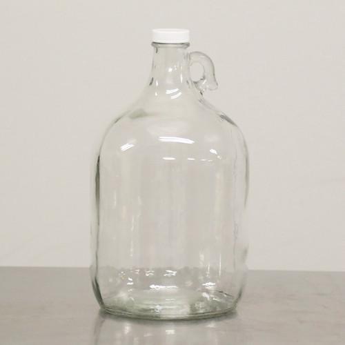 1 GAL GLASS JUG, narrow neck, new