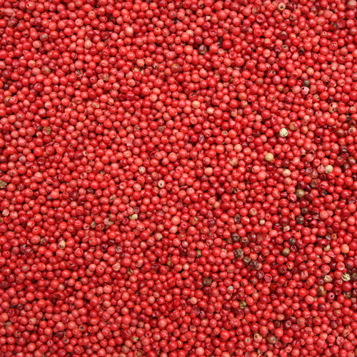 ORGANIC PEPPERCORN, pink, whole