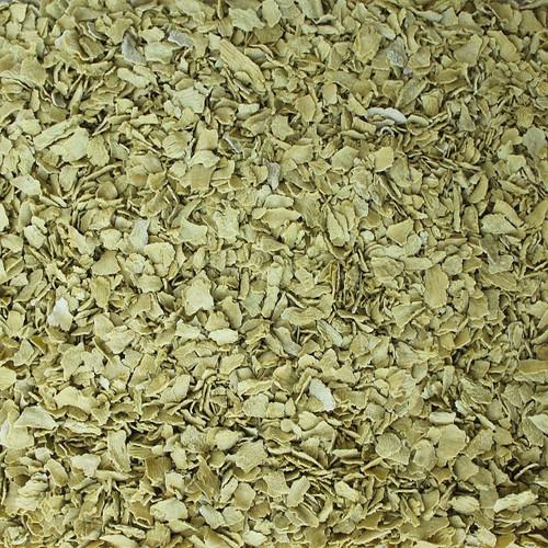 ORGANIC GREEN PEA, flakes, salt free, instant
