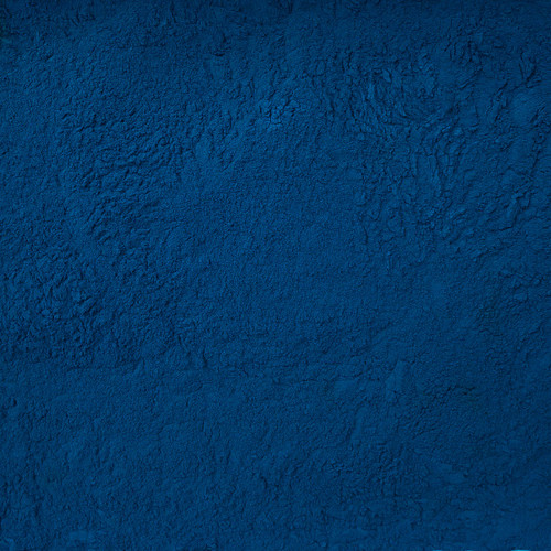 Phycocyanin, Blue Spirulina Extract, powder - close up view