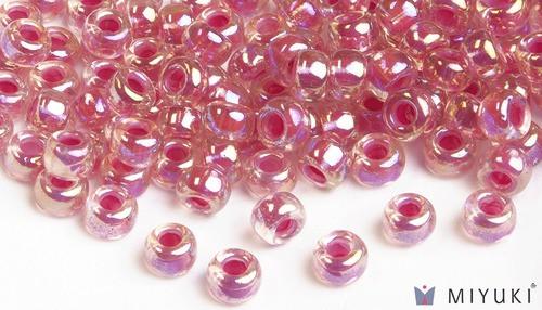 Miyuki 6/0 Inside Color Glass Beads