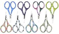 Nirvana Colorful Handle Scissor