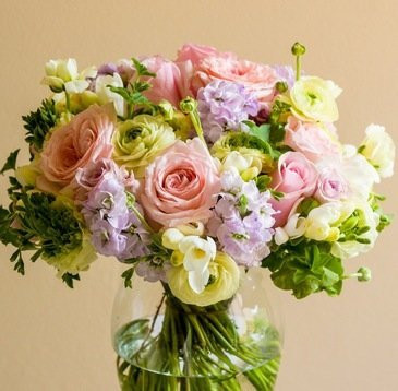 English Posy Bouquet