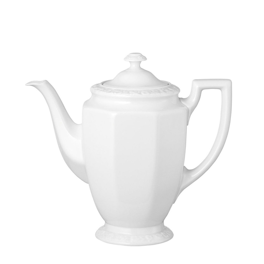 Rosenthal Maria White Coffee Pot Large 49 ounces