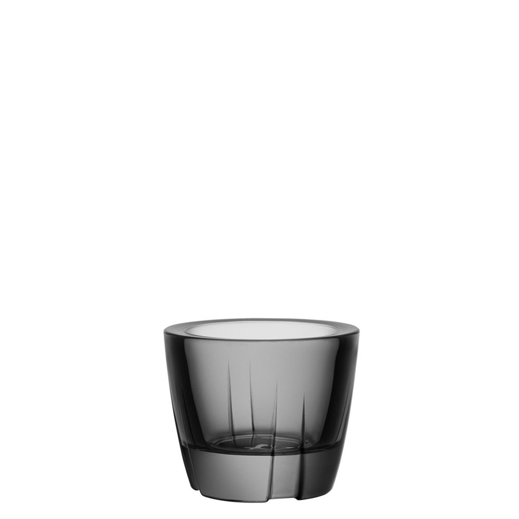 Kosta Boda Bruk Votive Anything Bowl Smoke Grey MPN: 7061601 EAN: 7321646023172