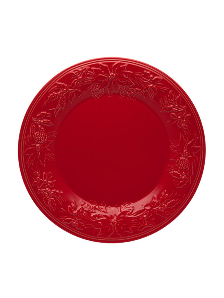 Bordallo Pinheiro Winter Red Charger Plate MPN: 65016588 EAN: 5600876072849