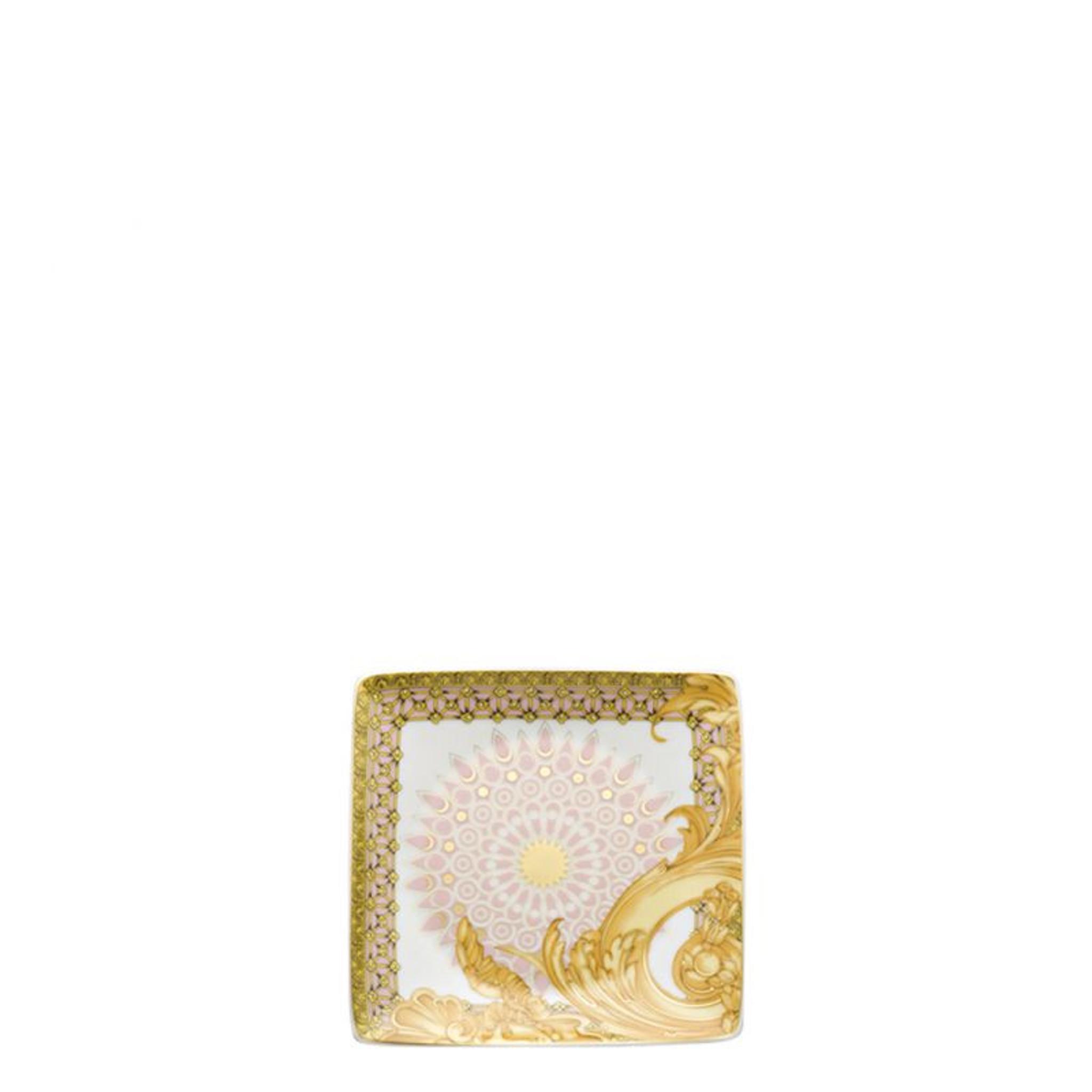 Versace byzantine dreams canape dish porcelain 4 3 4 inch - Canape versace ...