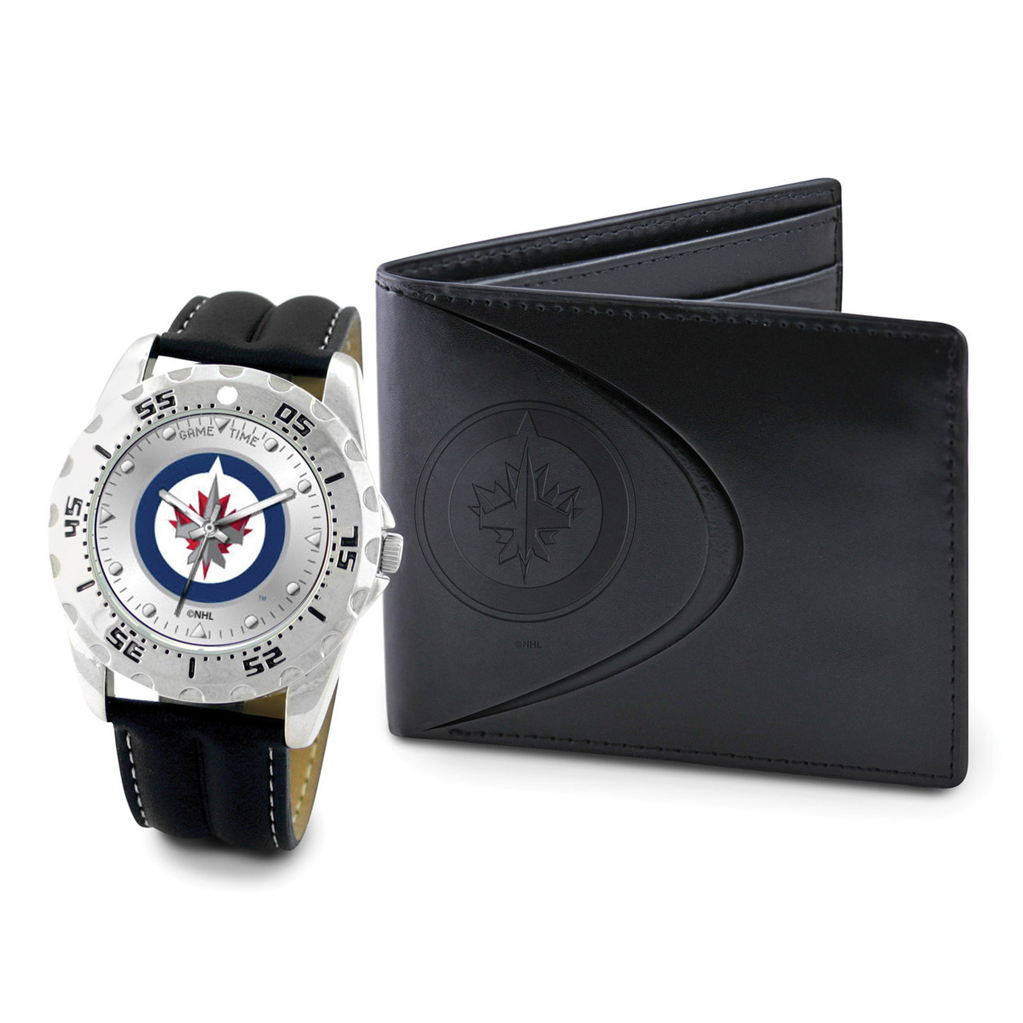 winnipeg jets wallet set s homebello