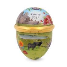 Halcyon Days 2017 Annual Easter Egg Box ENEG170108G EAN: 5060171159476