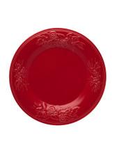 Bordallo Pinheiro Winter Red Dinner Plate MPN: 65016593 EAN: 5600876072863